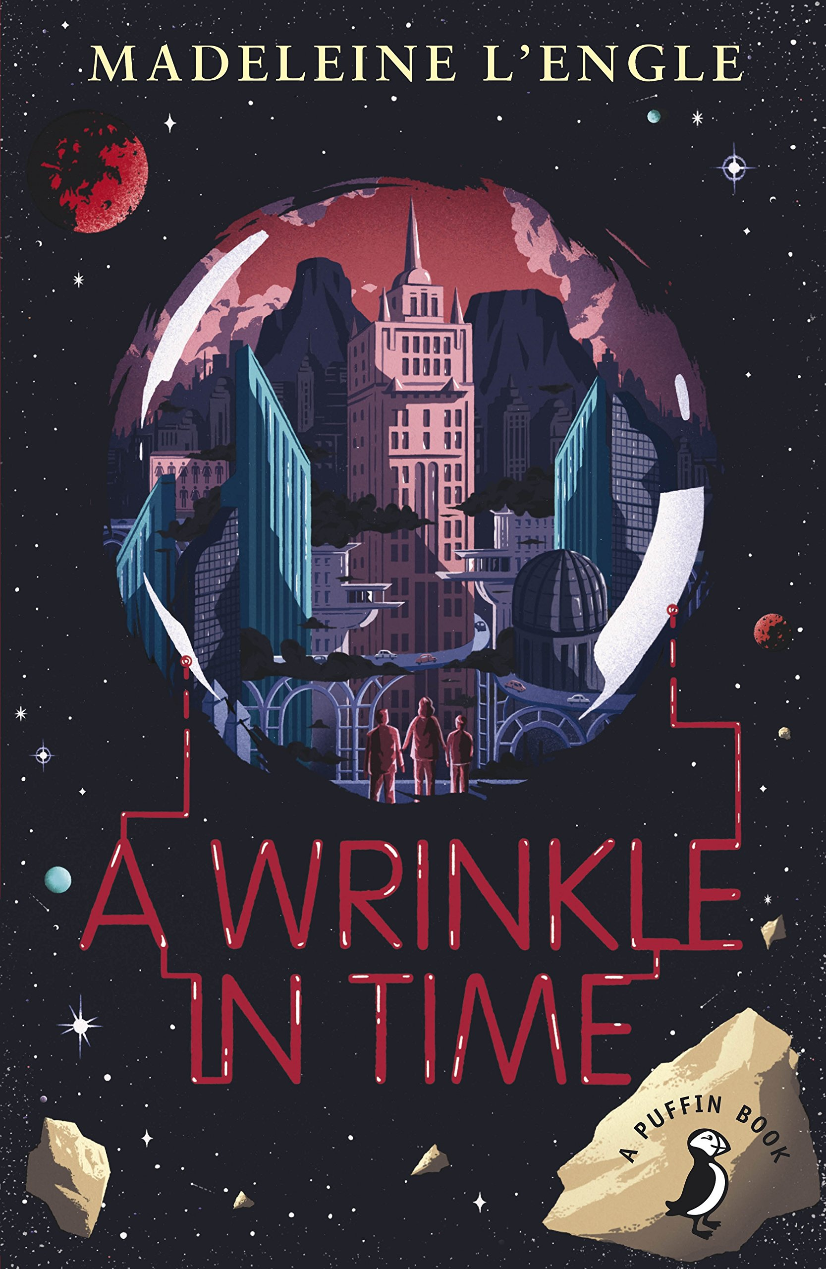 A Wrinkle in Time imagine libhumanitas.ro