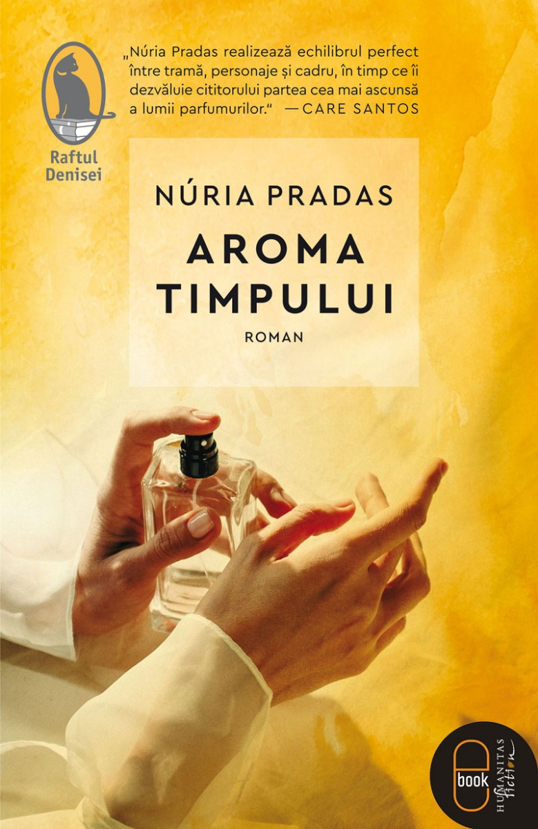 Aroma timpului (ebook) imagine libhumanitas.ro