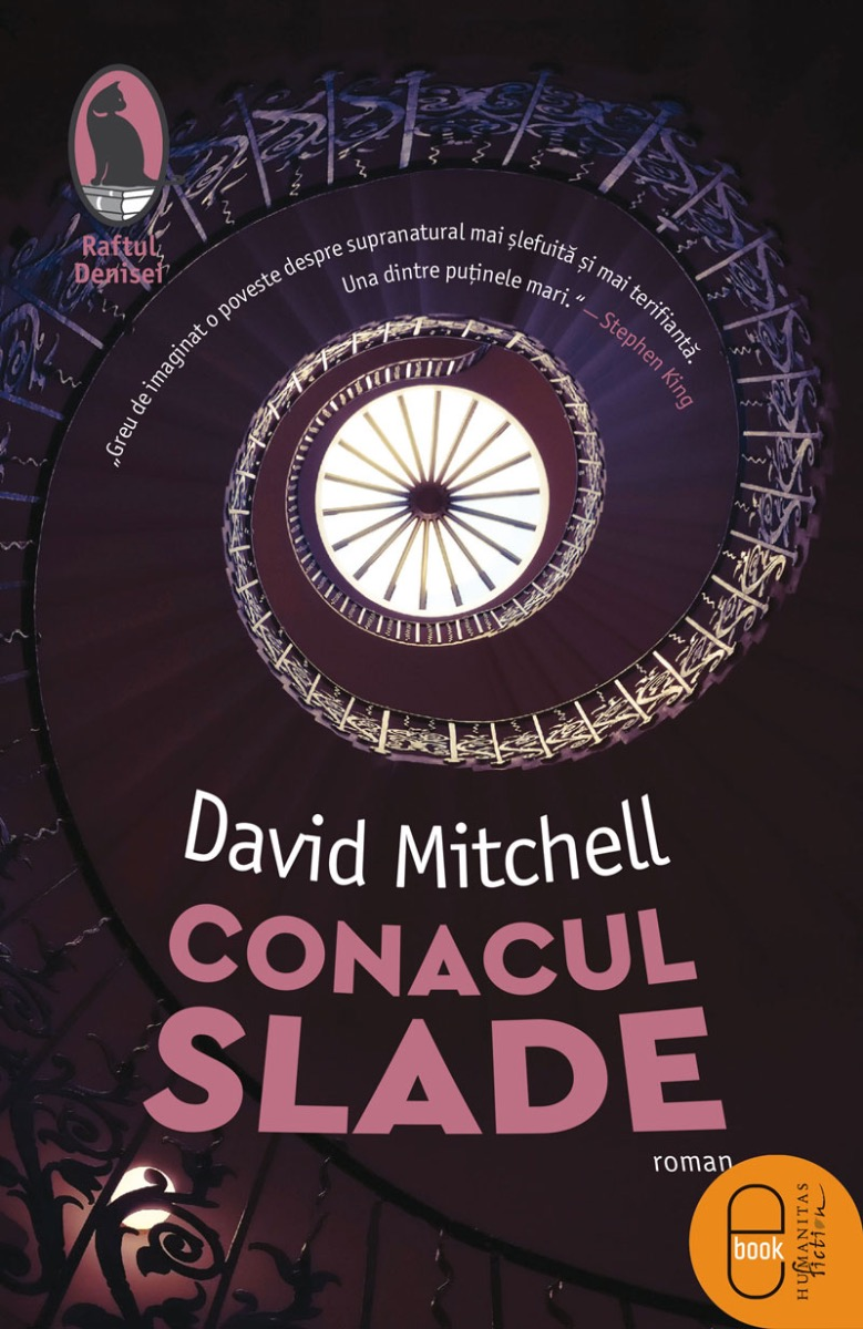 Conacul Slade (ebook) imagine libhumanitas.ro