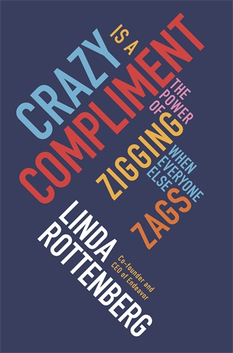 Crazy is a Compliment imagine libhumanitas.ro