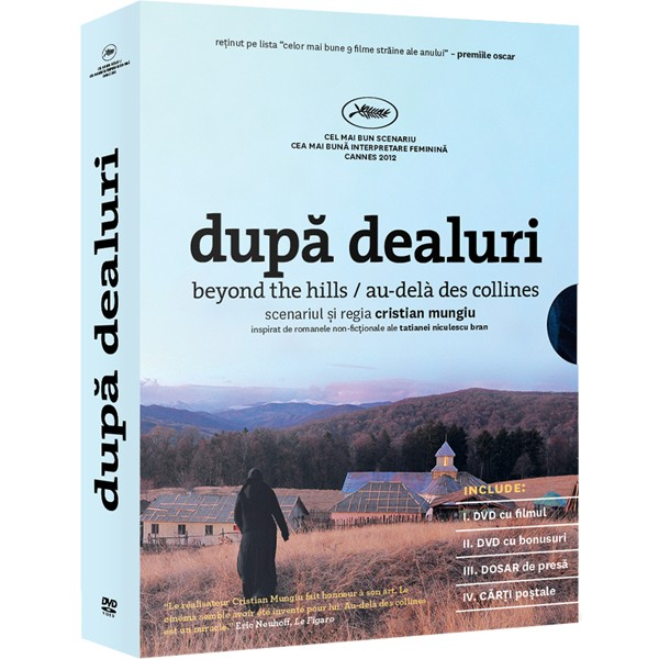Dupa Dealuri DVD Box imagine libhumanitas.ro