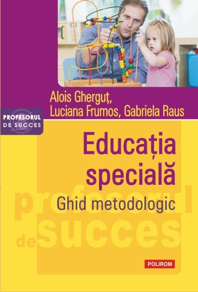 Imagine Educatia Speciala - Ghid Metodologic