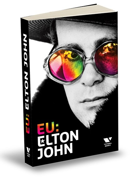 Imagine Eu: Elton John - Autobiografia