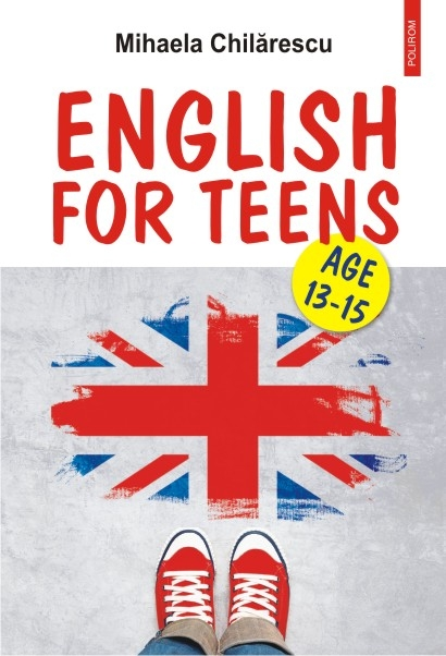 English for Teens imagine libhumanitas.ro