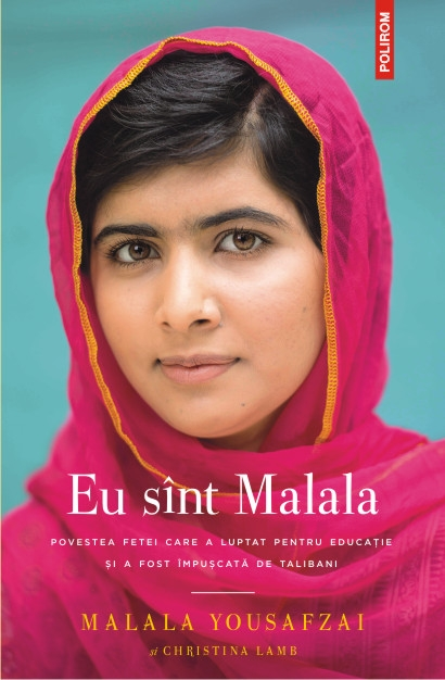 Eu sunt Malala imagine libhumanitas.ro