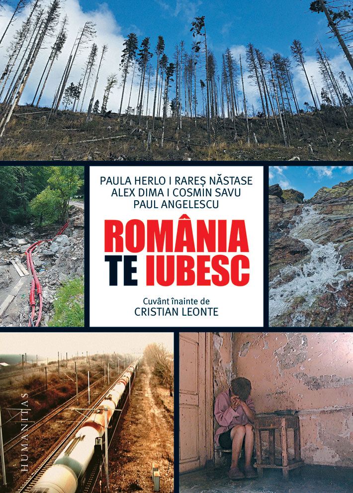 Romania, te iubesc! imagine libhumanitas.ro